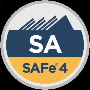 SAFe® 4 SAFe Agilist (SA4) Badge