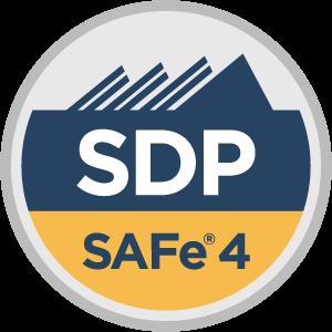 SAFe® 4 DevOps Practitioner (SDP4) Badge