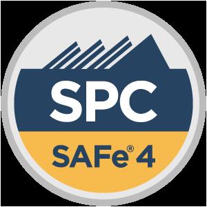 SAFe® 4 SAFe Program Consultant (SPC4) Badge